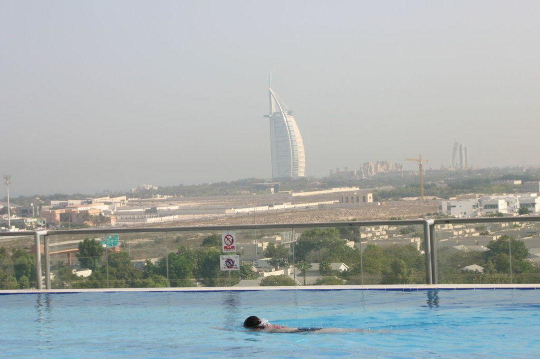 Badezimmer Gloria Hotel Dubai