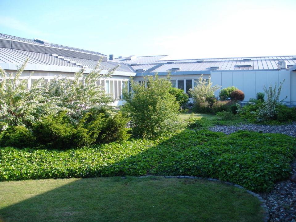 Blick aus dem Zimmer Sheraton Düsseldorf Airport Hotel