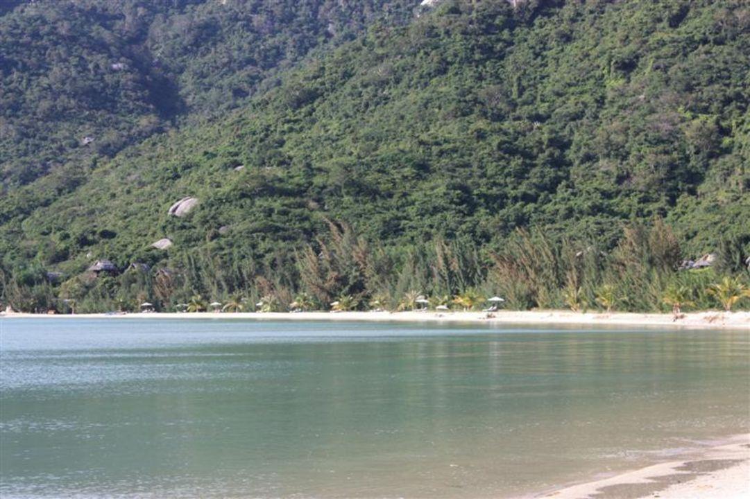 Strandliegen Hotel An Lam Ninh Van Bay