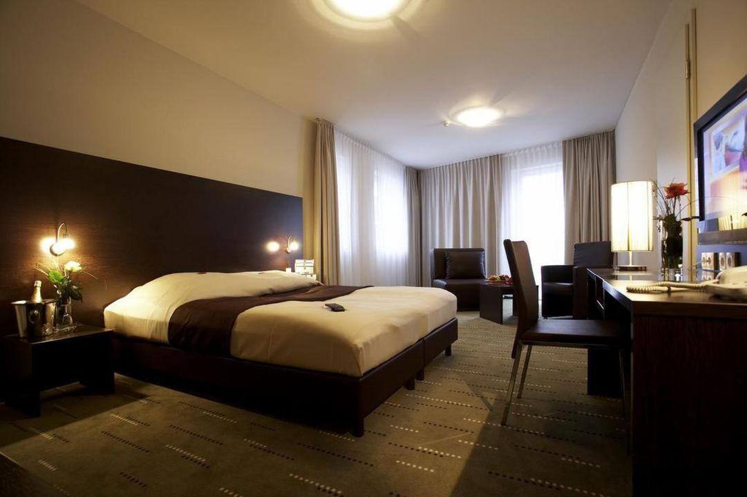 Zimmeransicht Doppelzimmer Best Western Hotel am Spittelmarkt