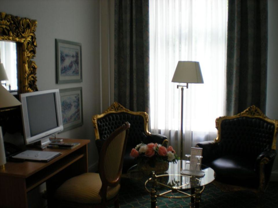 Romantisches Zimmer Hotel Boulevard