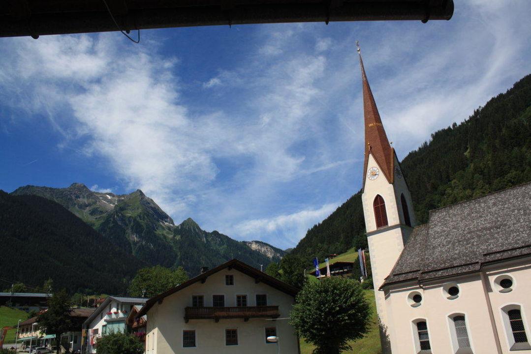 Sommerausblick Hotel Neuwirt