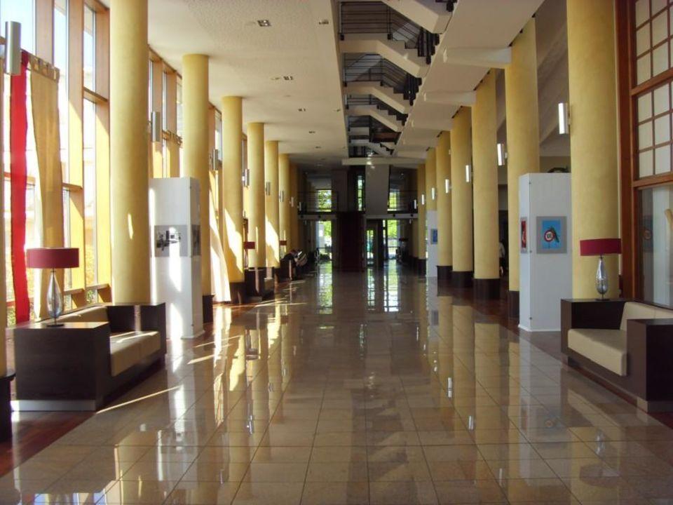 Lobby Hotel Vier Jahreszeiten Zingst