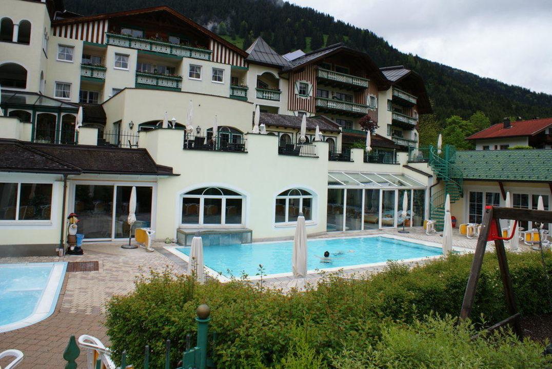 Elternschlafzimmer Orchidee Leading Family Hotel & Resort Alpenrose