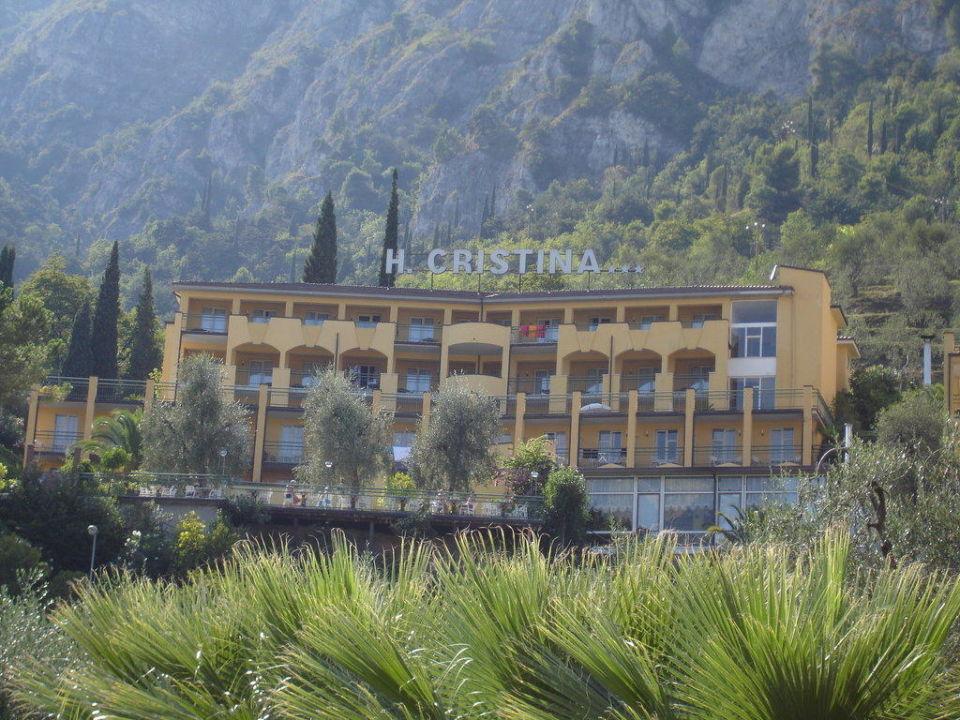 Haupthaus Hotel Cristina