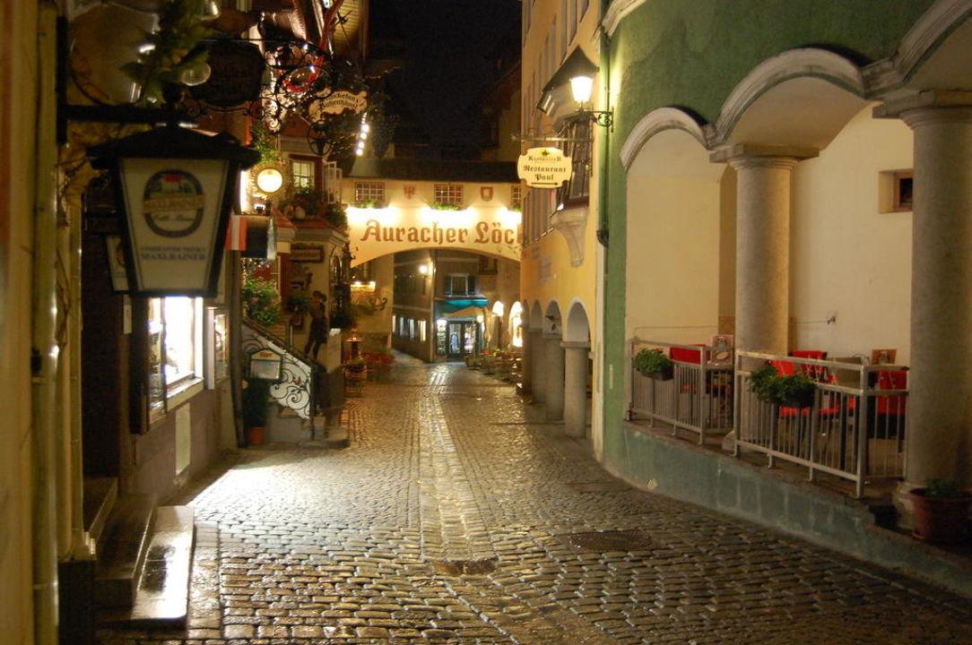 Eingang zum Hotel Boutique Hotel Träumerei #8 by Auracher Löchl
