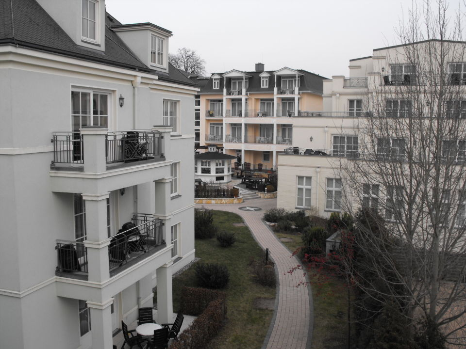 Tiefgarage mit Duplexparkern SEETELHOTEL Ostseeresidenz Heringsdorf