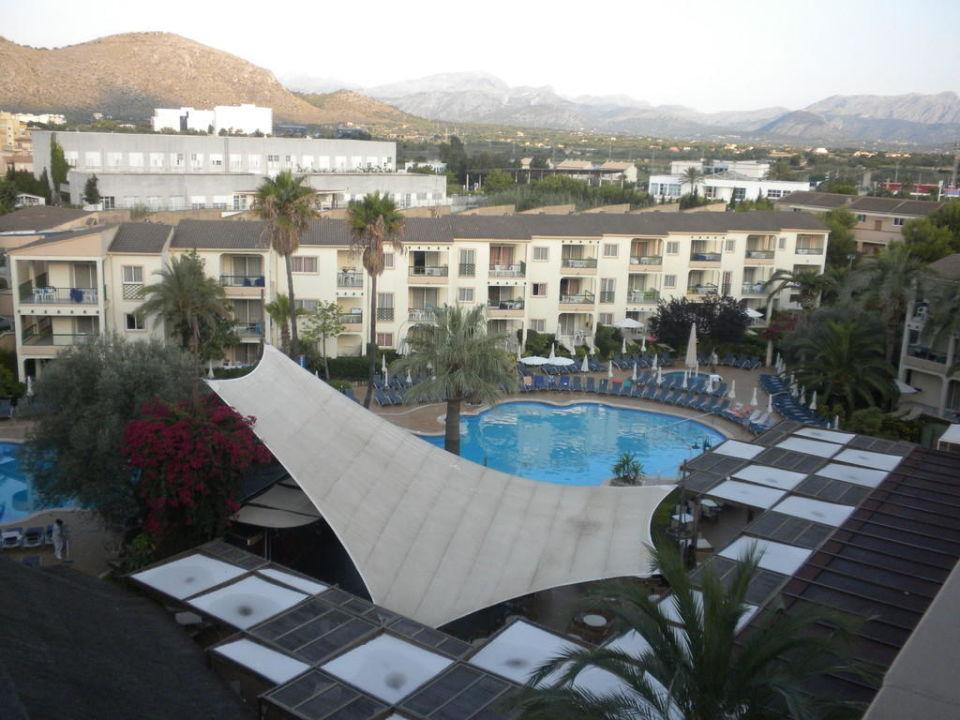 Chilloutpool Hotel Viva Tropic
