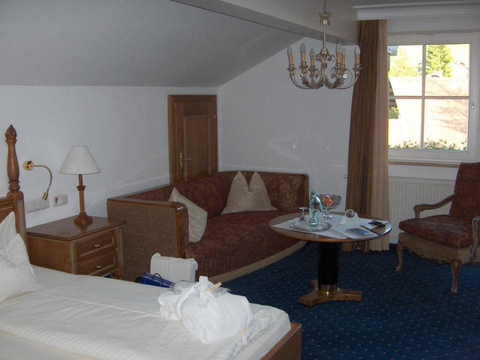Suite Alpenkönig Hotel Alpenkönig
