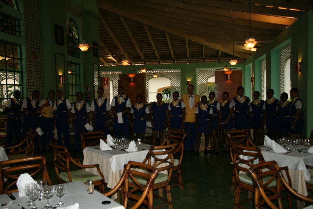 Beachbar IBEROSTAR Hotel Hacienda Dominicus