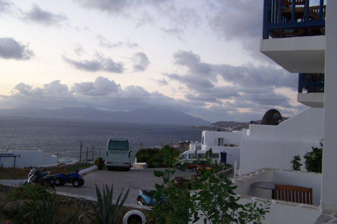 Eine leichte Errinnerung an meine Jugend Hotel Myconian Kohili & Kalypso