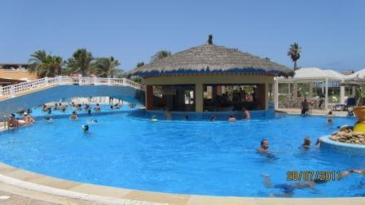 Minimarkt Hotel Caribbean World Djerba