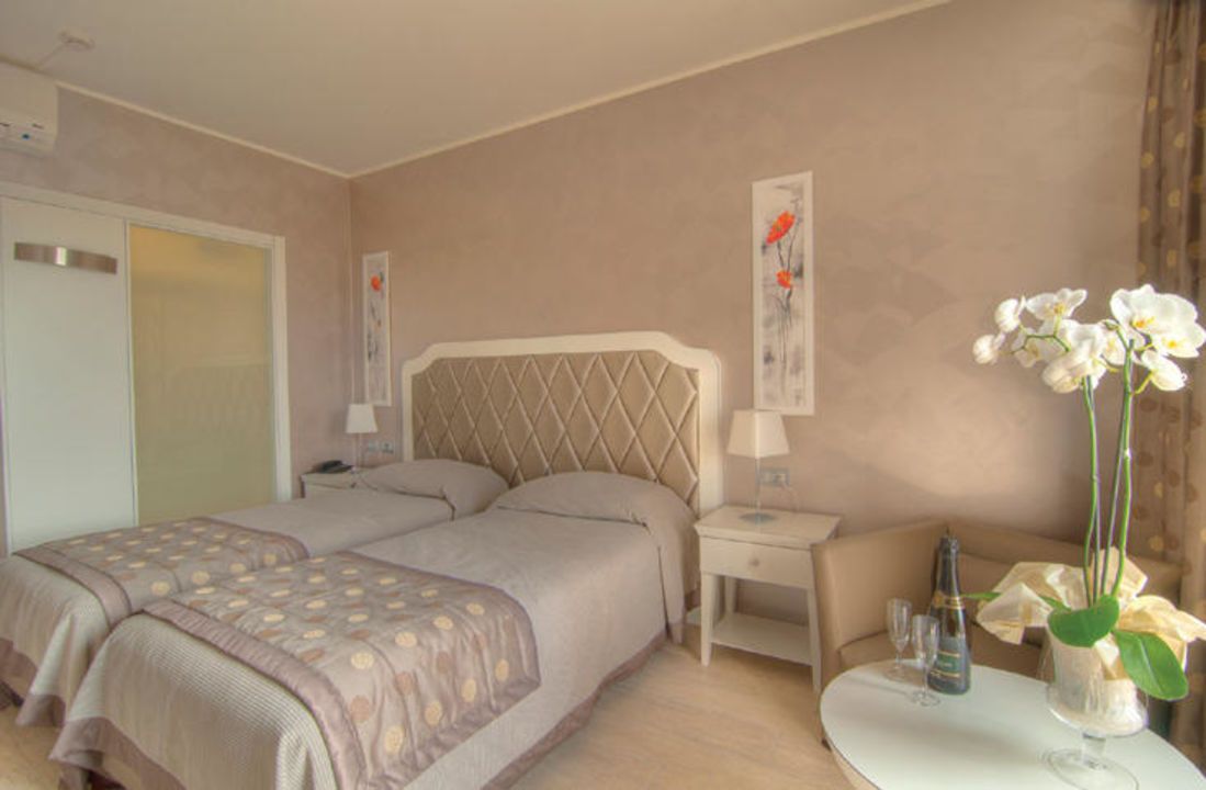 New room Privilege Parc Hotel Gritti