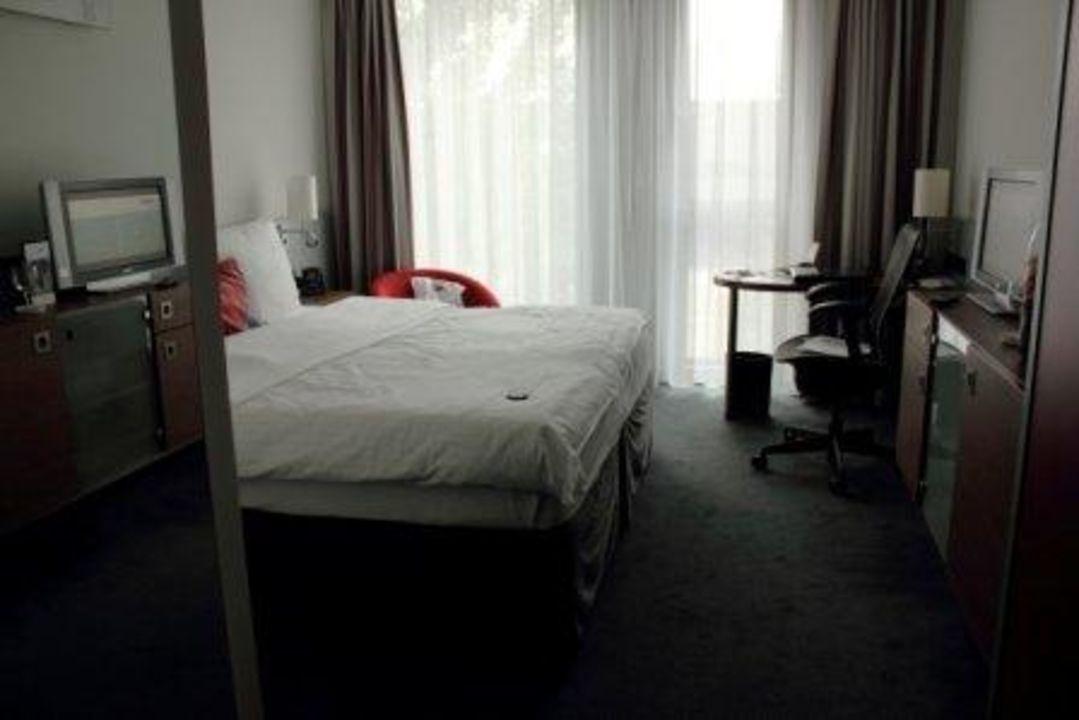 Alles vorhanden Hotel Hilton Garden Inn Stuttgart NeckarPark