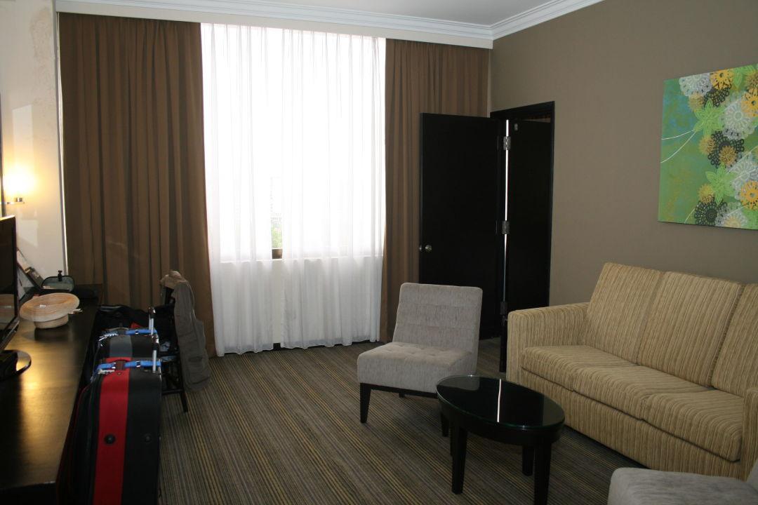 Wohnbereich Impiana Casuarina Hotel Ipoh