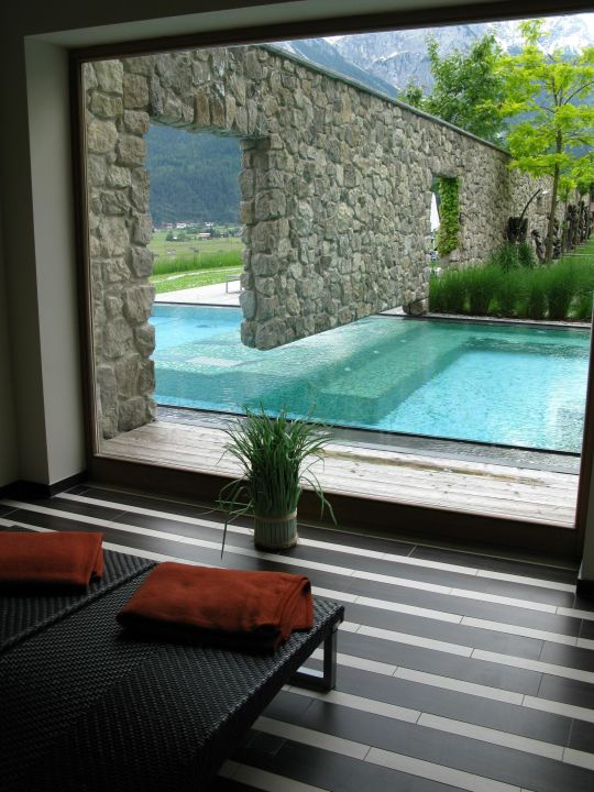 Sonnenaufgang Hotel Mohr Life Resort