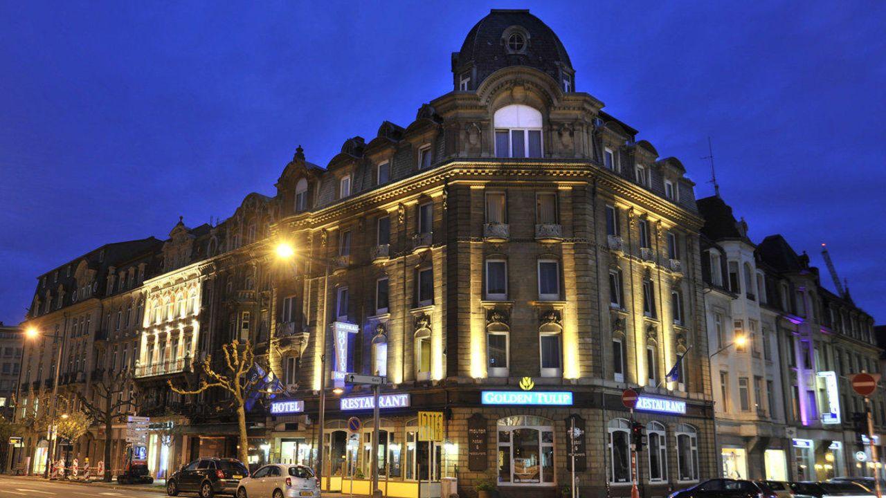 Hotel Golden Tulip Central Molitor Luxemburg Stadt Holidaycheck