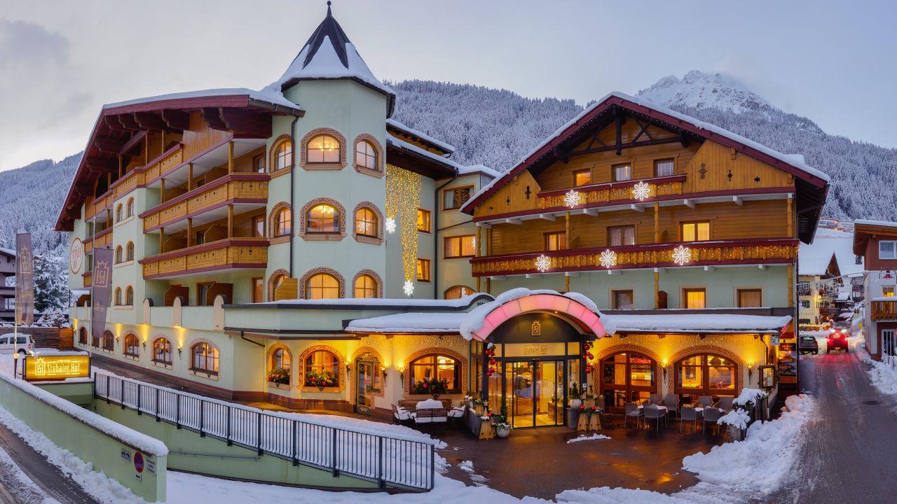 Wellnesshotel  Wellnesshotel Stubaierhof in Fulpmes • HolidayCheck | Tirol Österreich