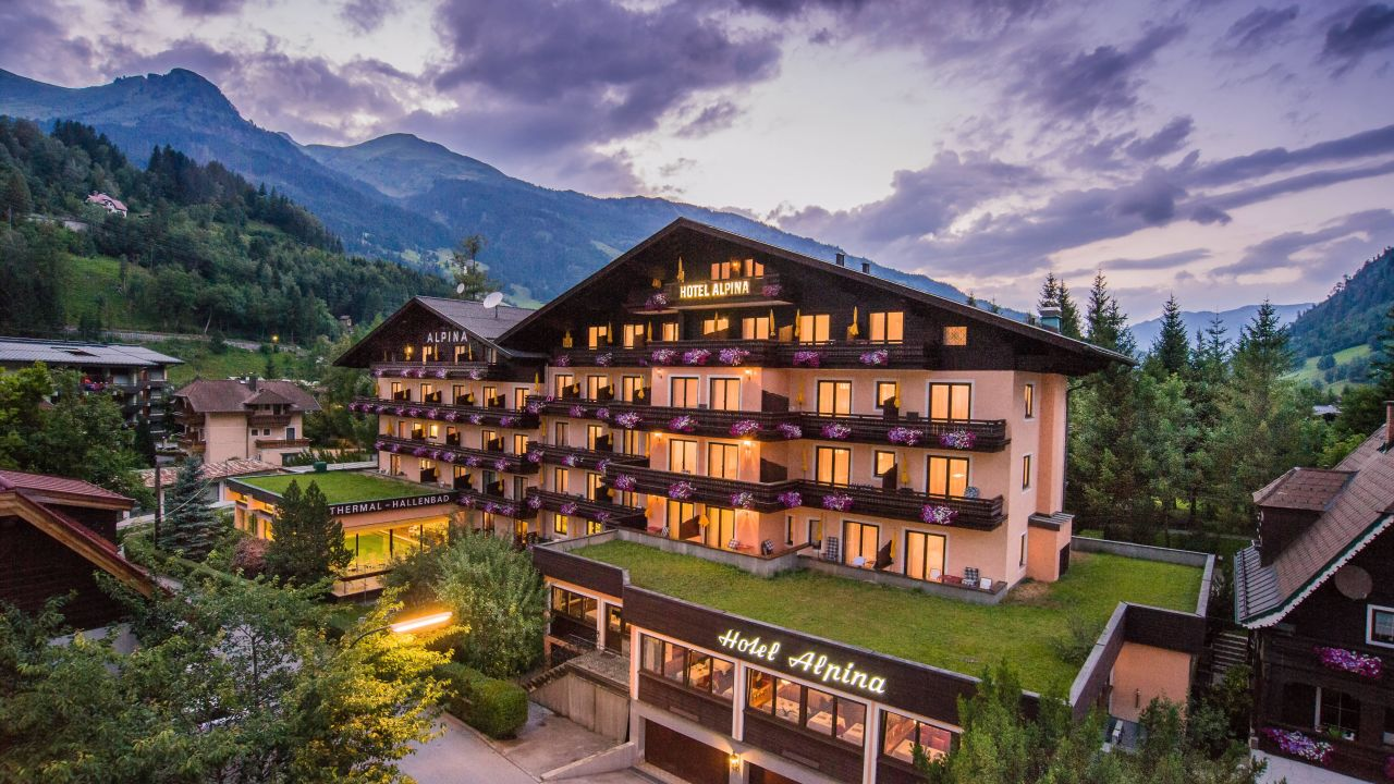 Hotel Alpina Bad Hofgastein