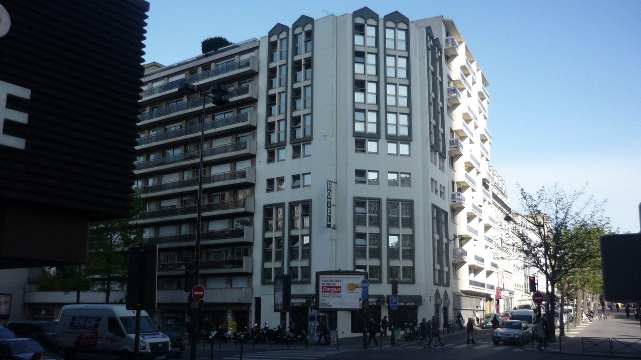 Hotel arotel paris holidaycheck gro raum paris for Frankreich hotel paris