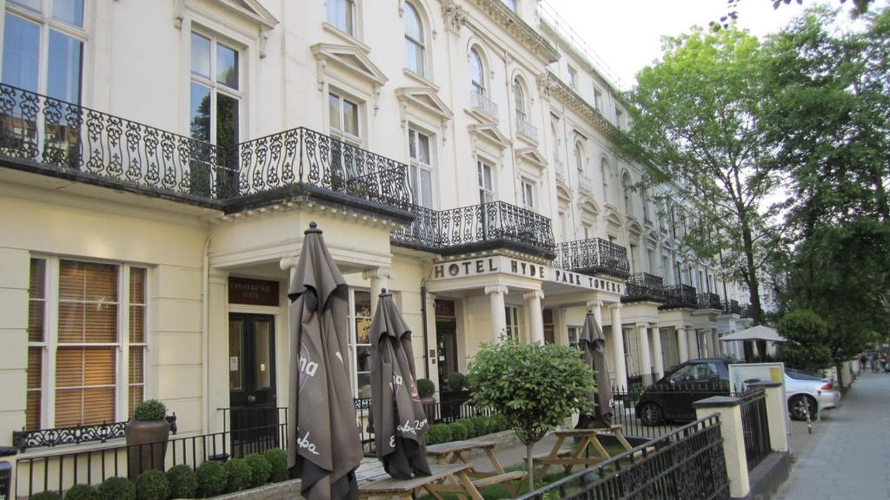 Hotel la suite west in bayswater holidaycheck gro raum for 41 51 inverness terrace london