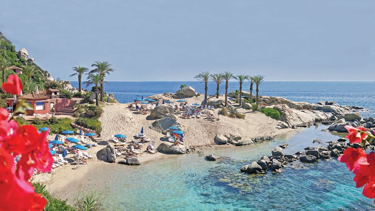 Arbatax Park Resort Telis Hotel Arbatax Tortoli Sardinien