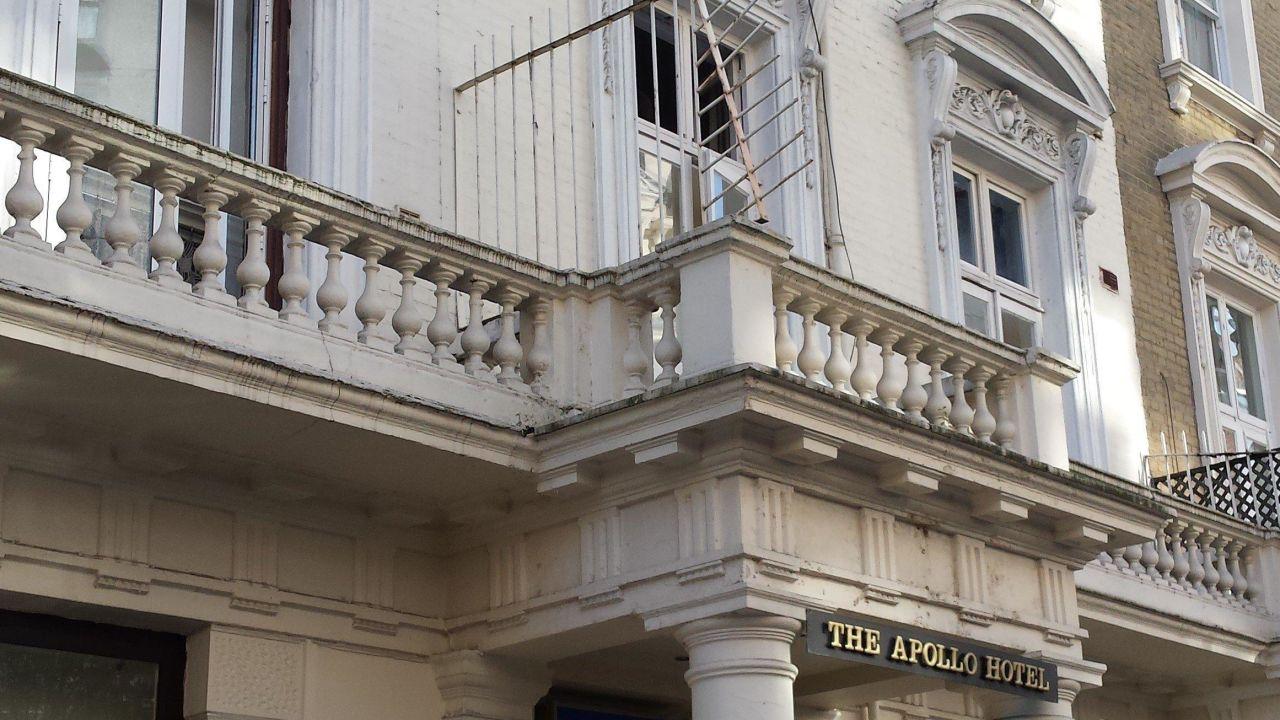 Apollo Hotel London Queensborough Terrace