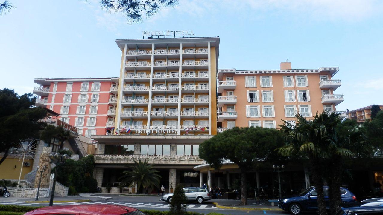 Hotel Riviera Portoroz Bewertung