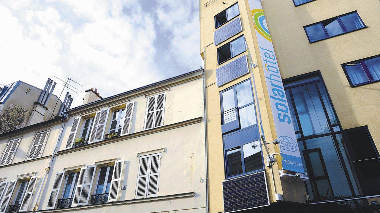 Solar hotel paris holidaycheck gro raum paris for Frankreich hotel paris
