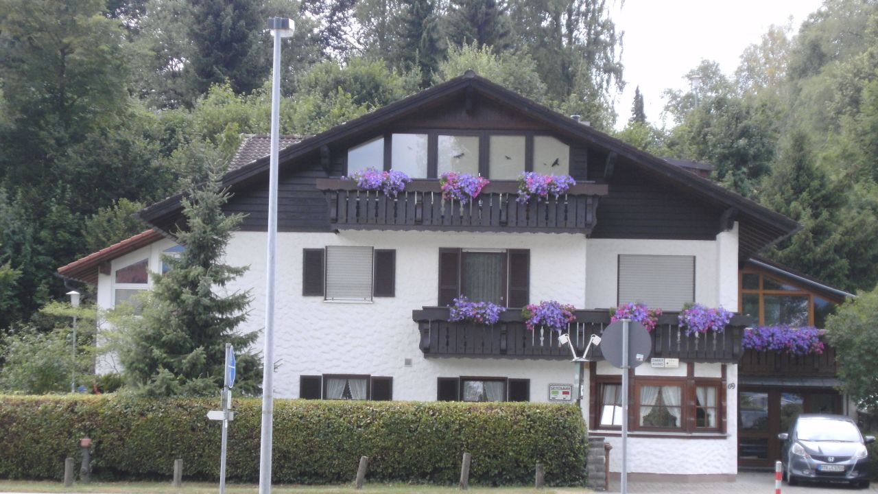 Hotel Pension Haus Am Forggensee Füssen • HolidayCheck