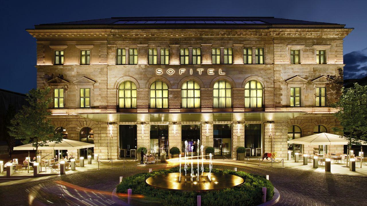 Sofitel Munich Bayerpost Hotel Munchen Holidaycheck Bayern
