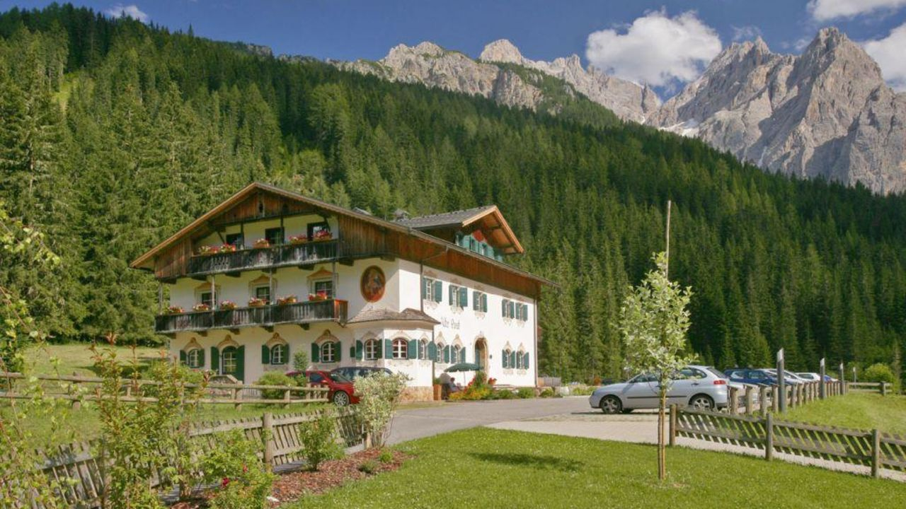hotel dolomitenhof chalet alte post sesto sexten holidaycheck s dtirol italien. Black Bedroom Furniture Sets. Home Design Ideas
