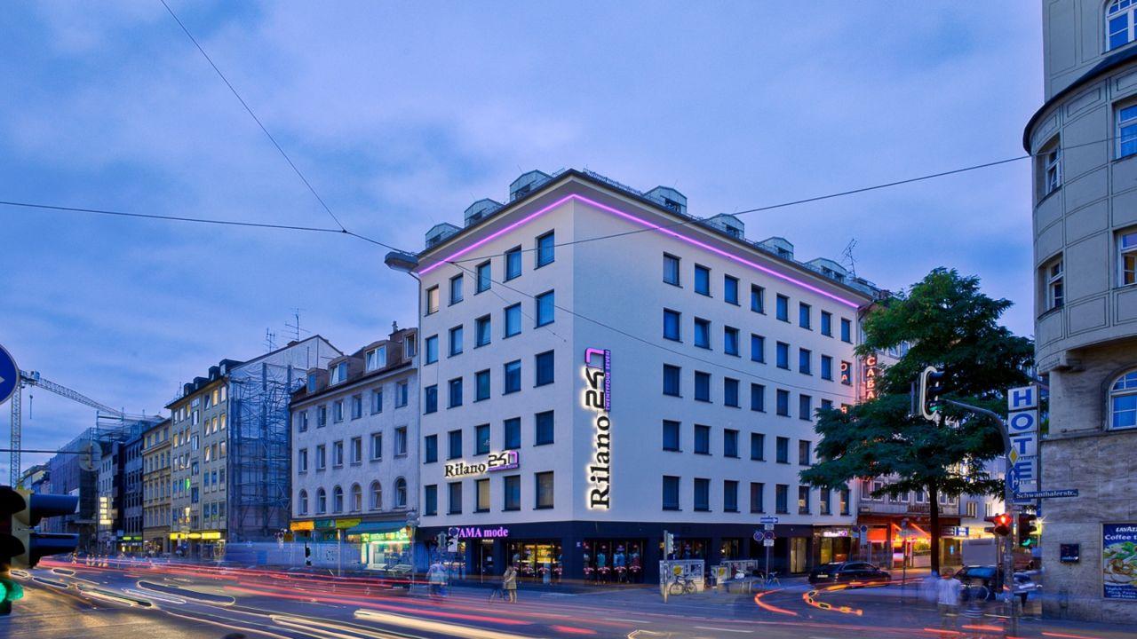 Hotels Schillerstrabe Munchen