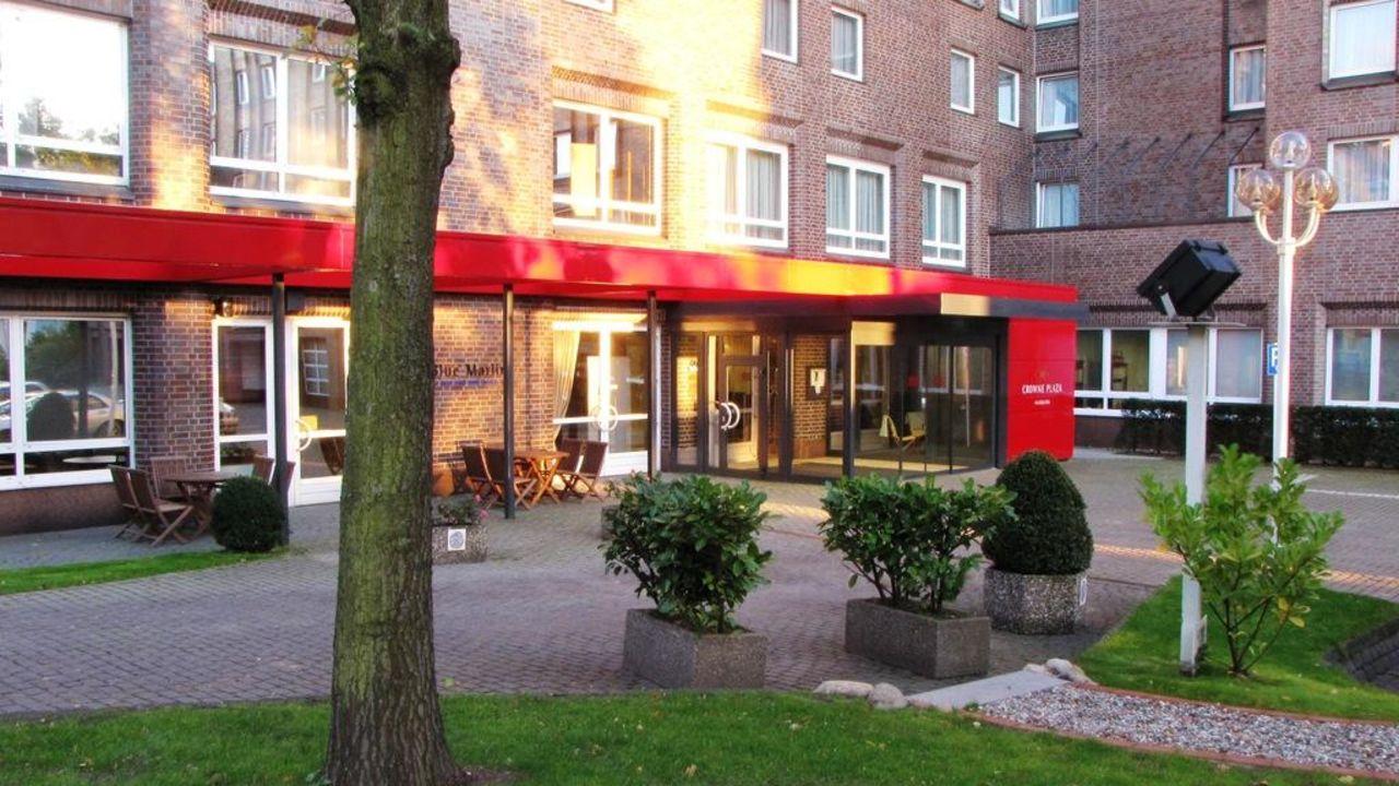 Crowne Plaza Hotel Hamburg City Alster Holidaycheck