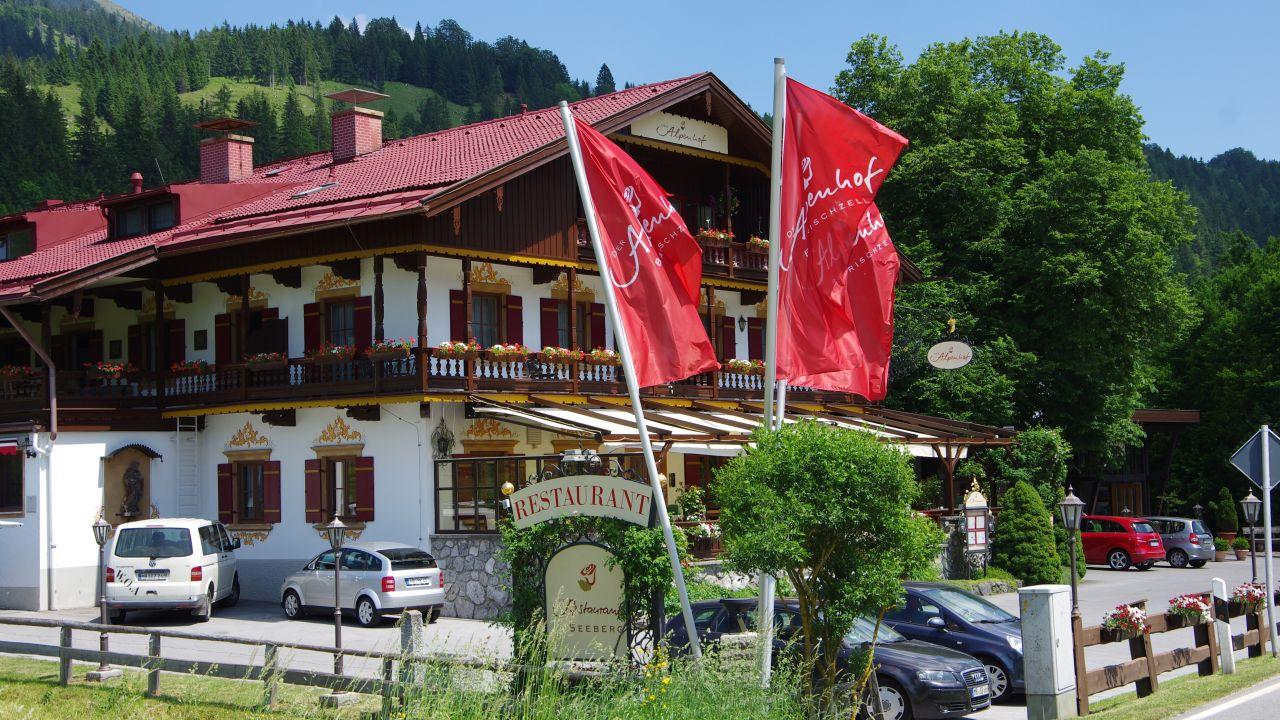 hotel der alpenhof bayrischzell holidaycheck bayern deutschland. Black Bedroom Furniture Sets. Home Design Ideas
