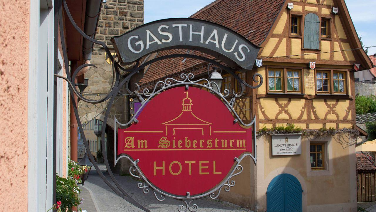 Rothenburg ob der Tauber Kaltwintergarten