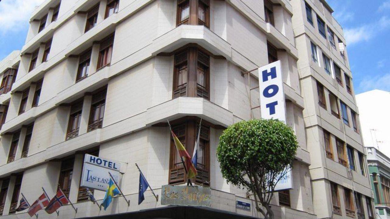 Aparthotel Las Lanzas Las Palmas De Gran Canaria Holidaycheck