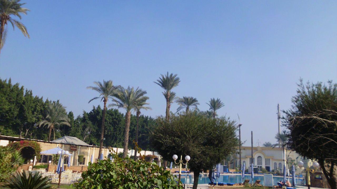 Das Cataract Pyramids Resort ist ein 4,5* Hotel und kann jetzt ab 448€ gebucht werden