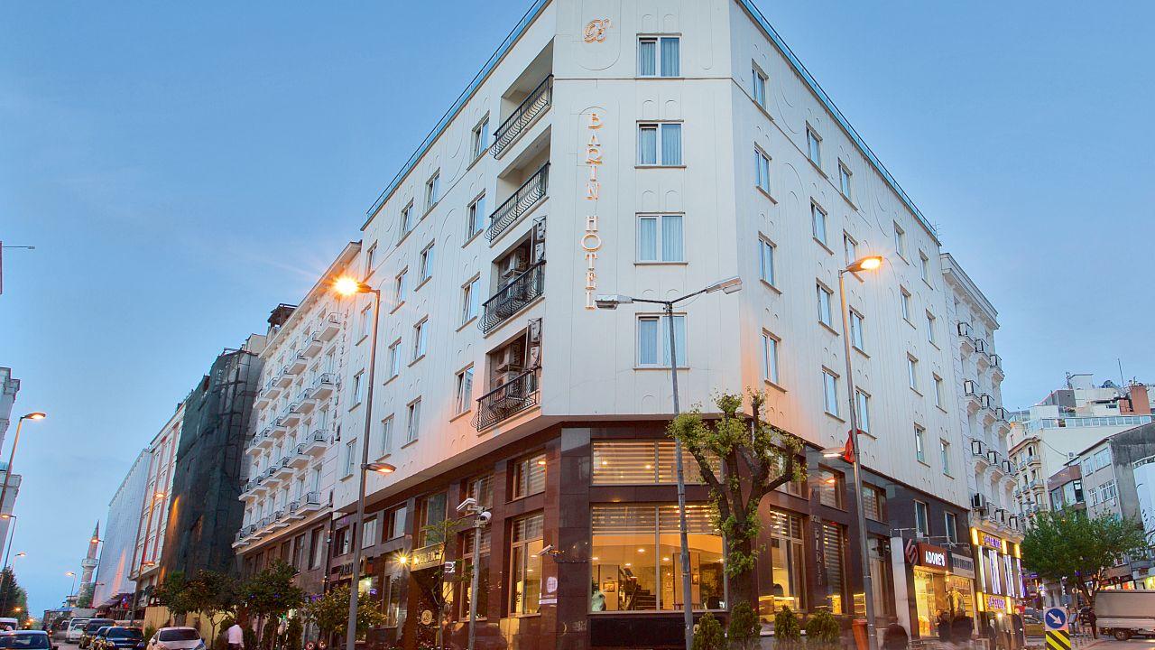 Barin Hotel Istanbul Bewertung