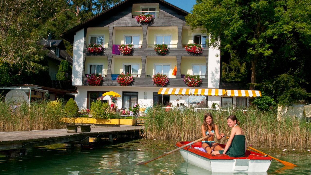Pension Haus Am See St Kanzian Am Klopeiner See Holidaycheck