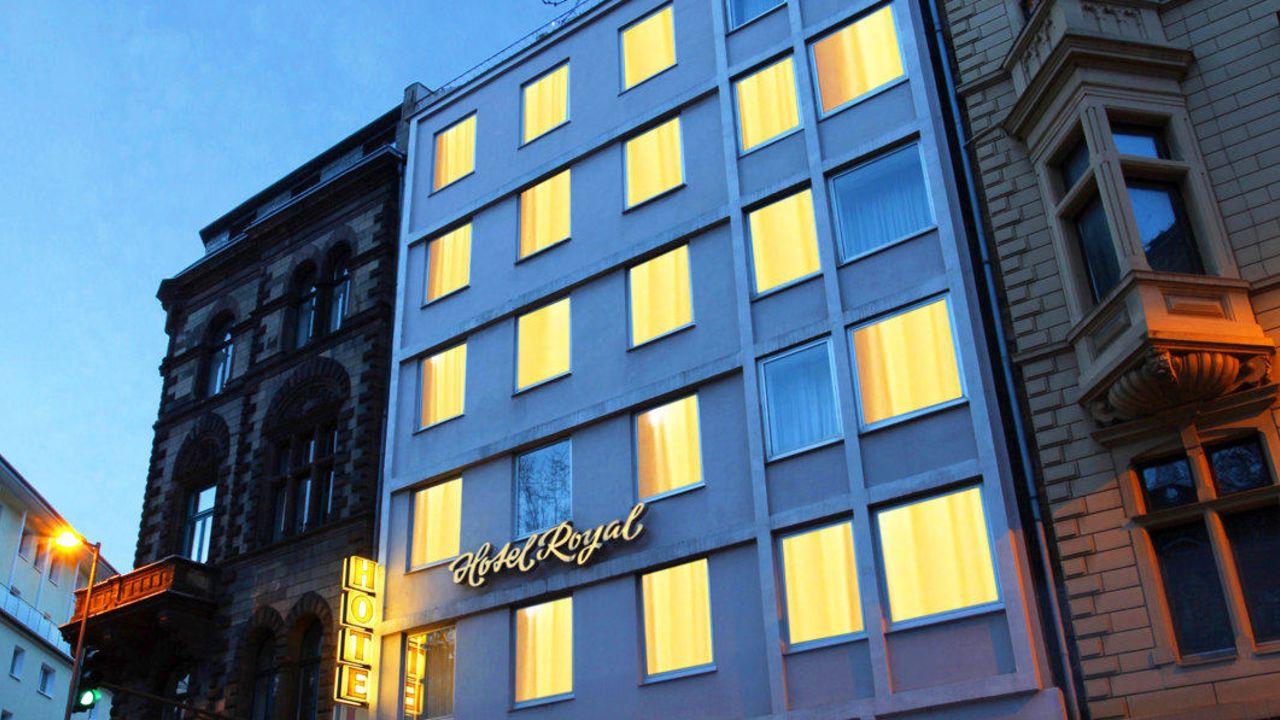 Centro Hotel Royal Koln Holidaycheck Nordrhein Westfalen
