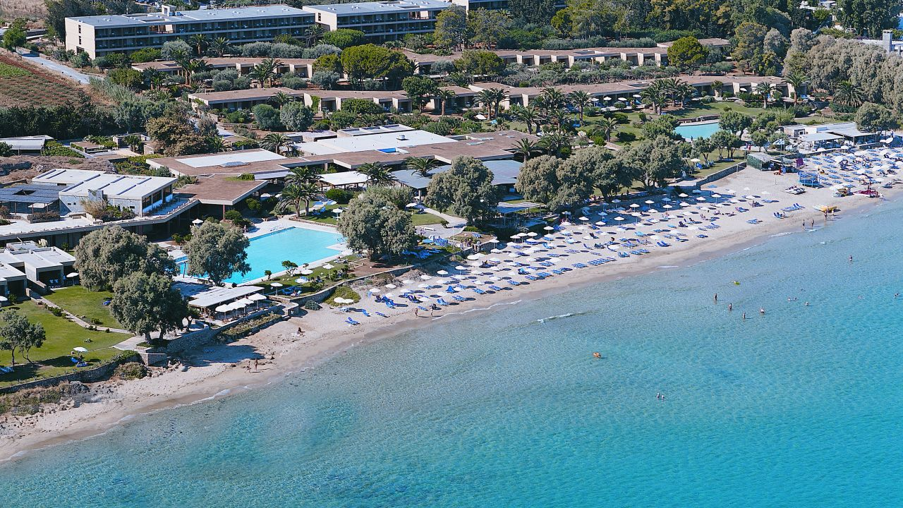 Kernos Beach Hotel Bungalows Malia Holidaycheck Kreta