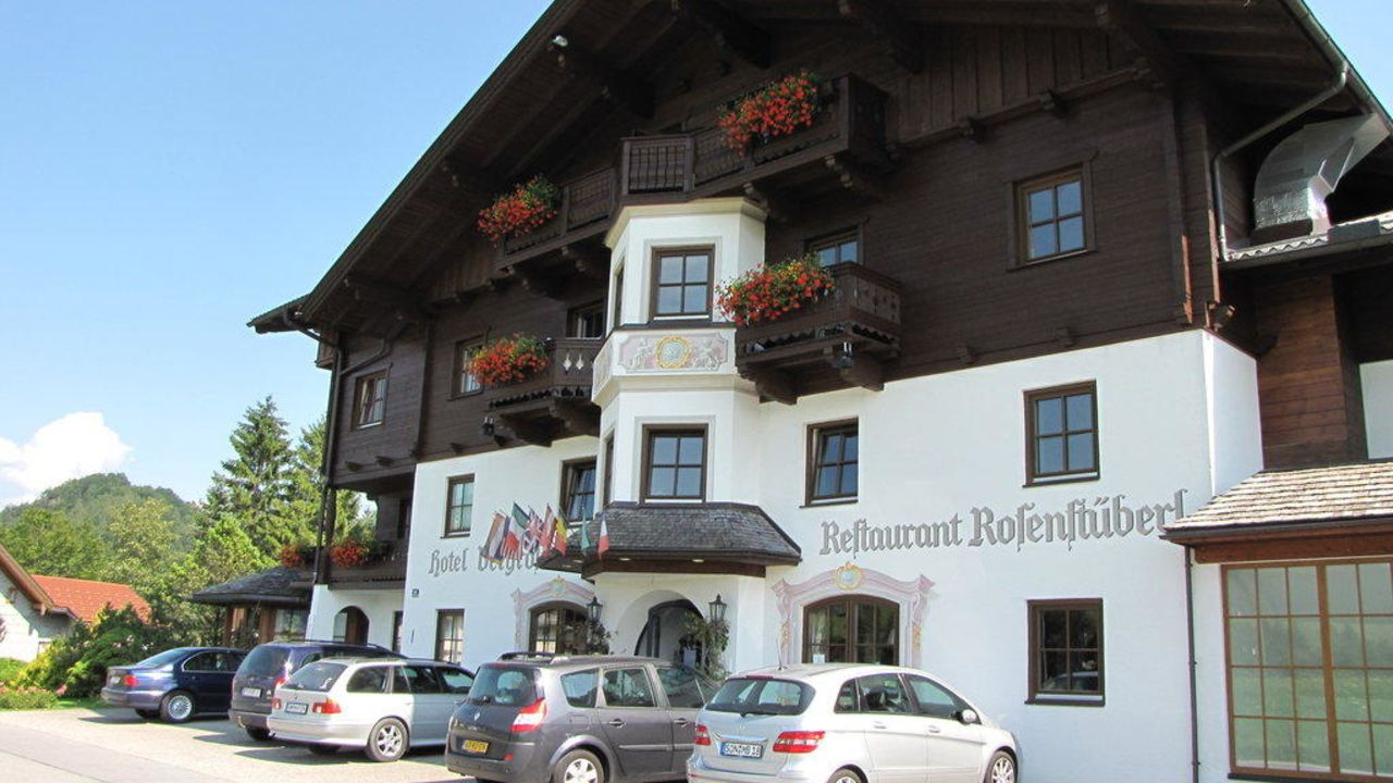 Hotel Bergrose Bewertung
