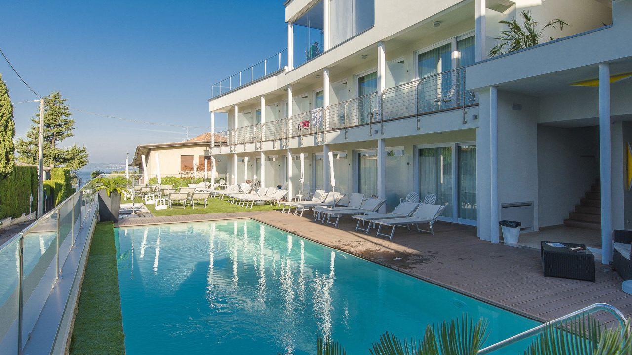 Hotel Villa Katy Bardolino Holidaycheck Venetien Italien