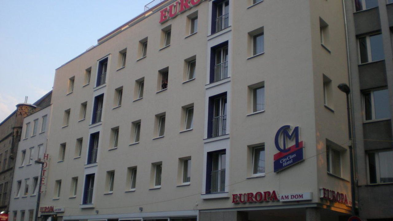 Cityclass Hotel Europa Am Dom Koln Holidaycheck Nordrhein