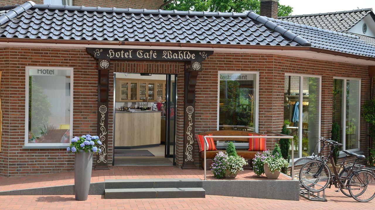 Land Gut Hotel Café Wahlde Neuenkirchen Vörden Holidaycheck