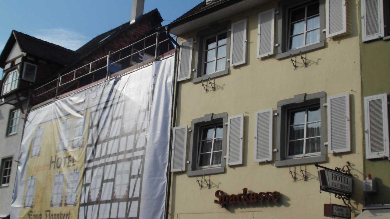Hotel Rauchfang Meersburg Bewertung