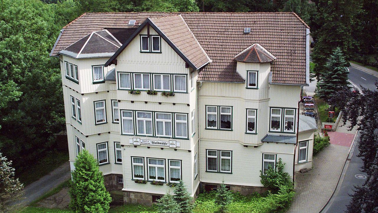 Hotel Waldmuhle Harz Elend Harz Holidaycheck Sachsen Anhalt