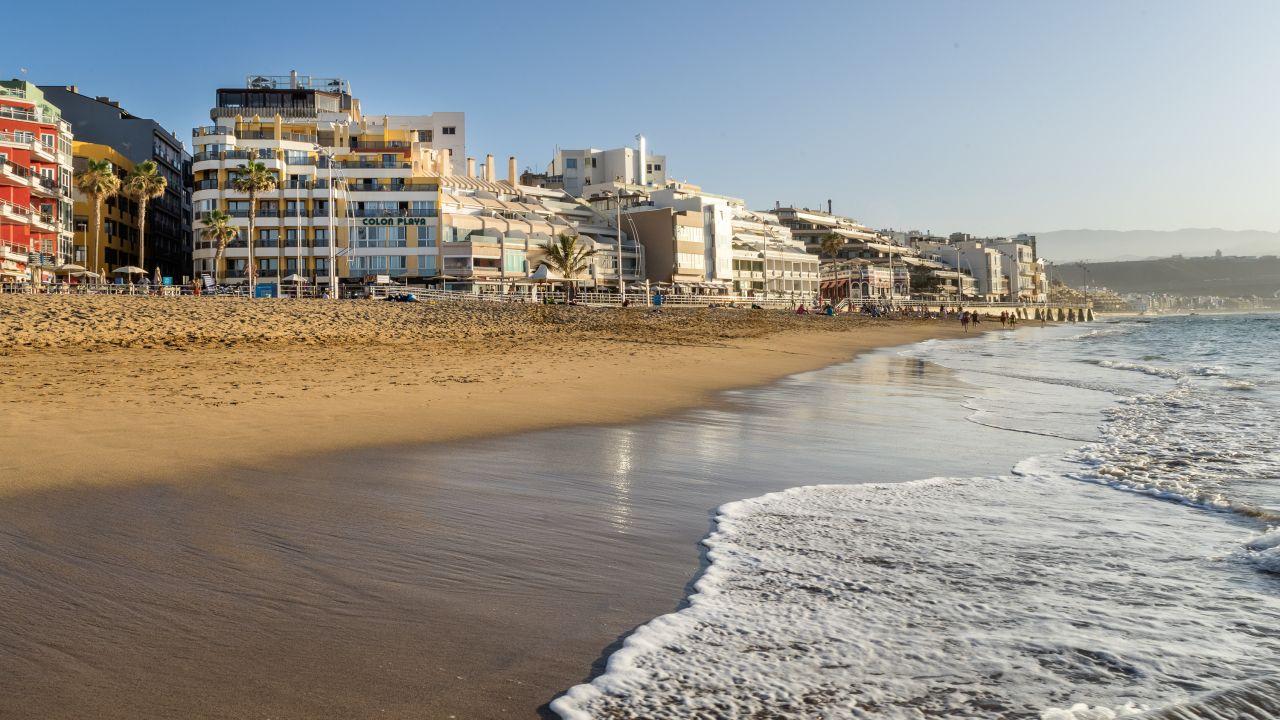 Hotel Colon Playa Las Palmas De Gran Canaria Holidaycheck Gran