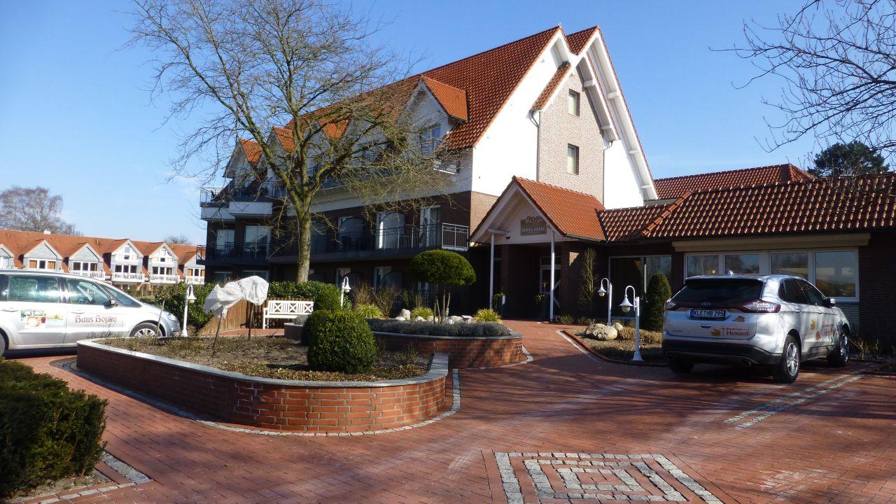 Hotel Haus Höpke Bad Laer • HolidayCheck Niedersachsen
